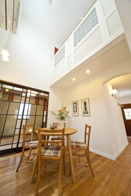 写真:外旭川モデルハウス