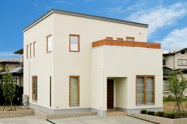 写真:大住モデルハウス